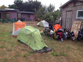 tent city ca
